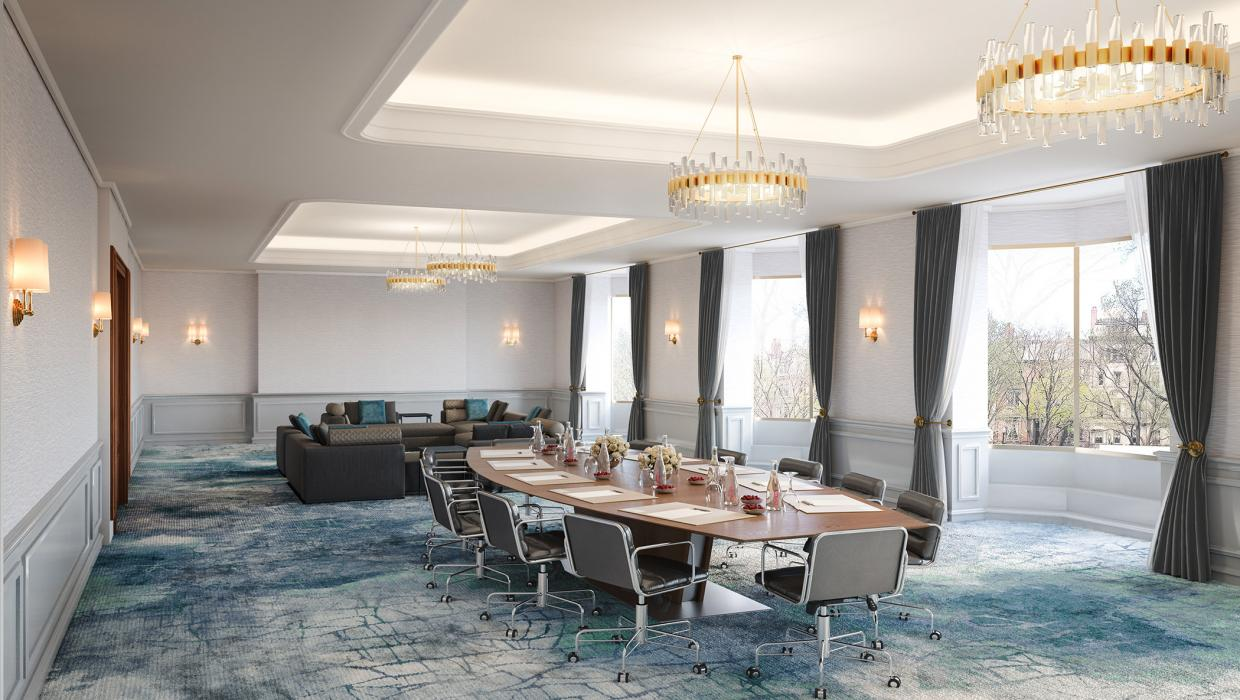 The Newbury, Boston - Meeting Room
